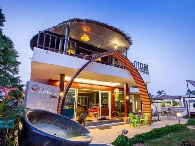 ฟูลเฮาส์ รีสอร์ท – Full House Resort