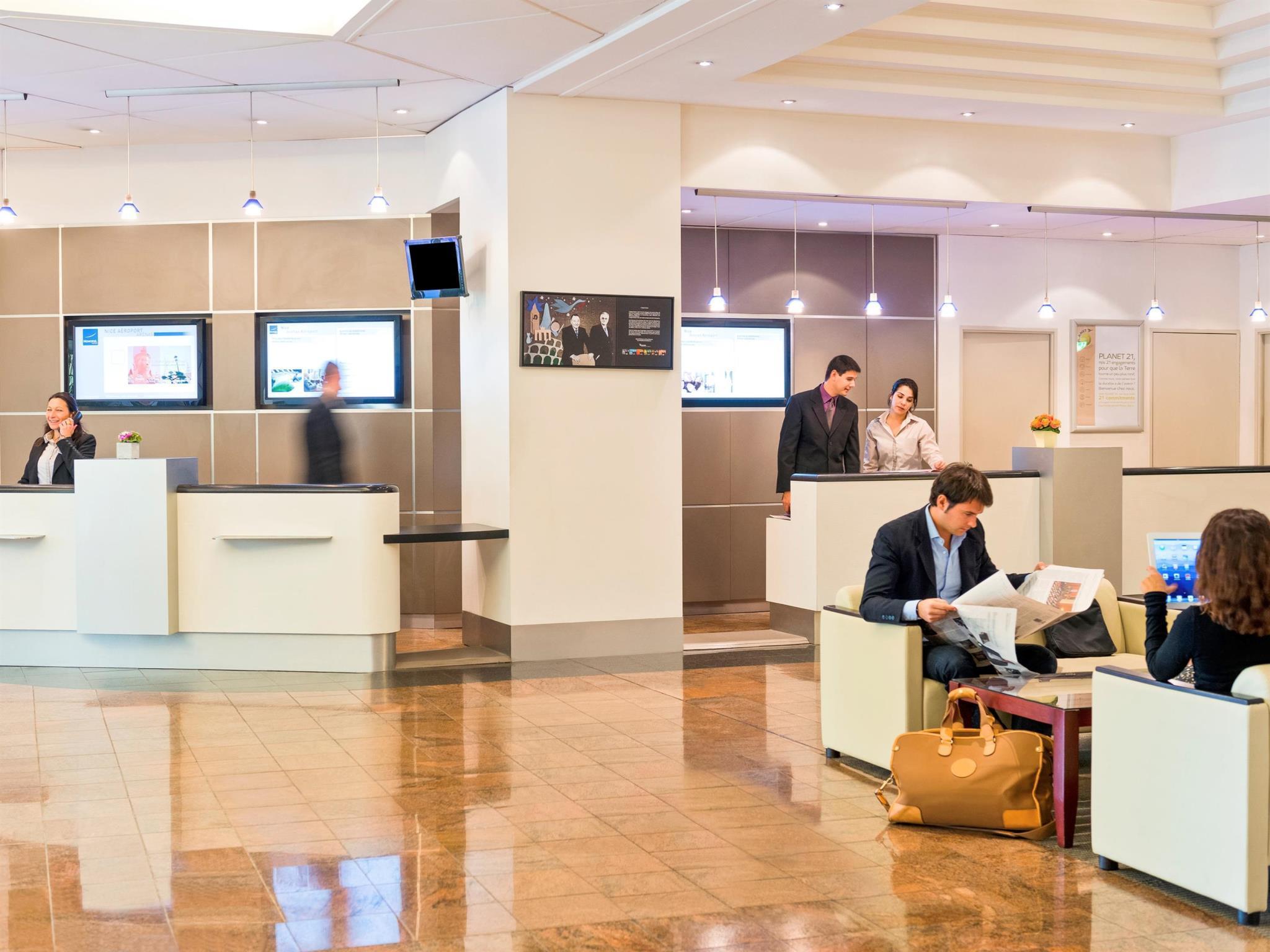 Novotel Nice Arenas Airport Hotel