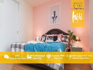 [ニンマーンヘーミン]アパートメント(42m2)| 1ベッドルーム/1バスルーム [hiii]Juniper*OneNimmanna*WalkToMaya*POOL-CNX047