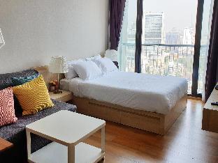 Rooftop pool gym, new  luxury cozy condo near BTS อพาร์ตเมนต์ 1 ห้องนอน 1 ห้องน้ำส่วนตัว ขนาด 30 ตร.ม. – สุขุมวิท