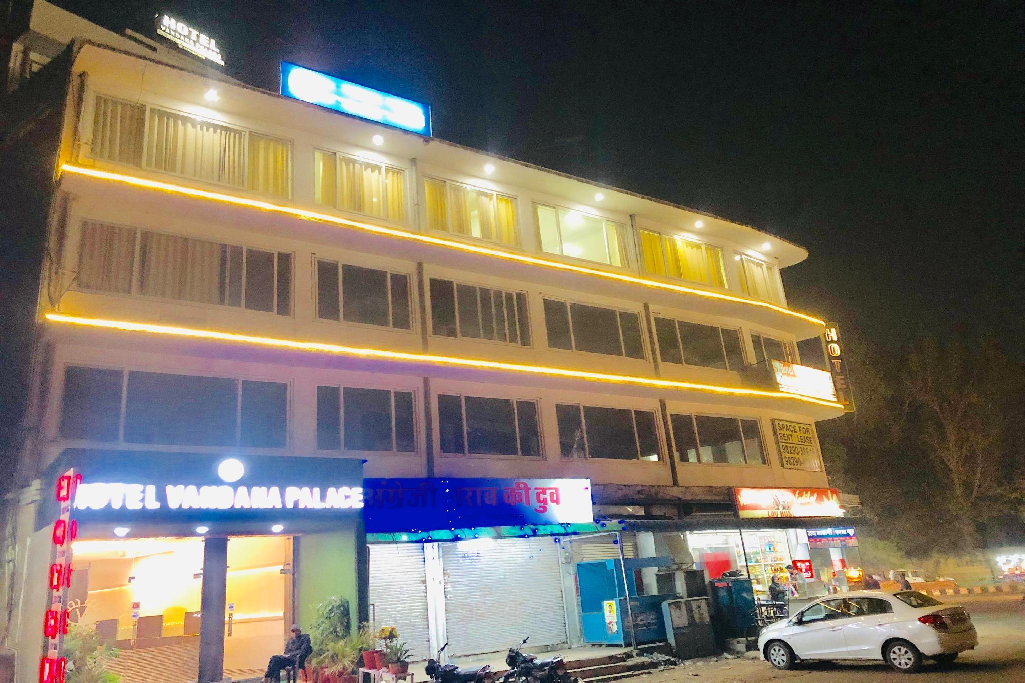 OYO 24637 Hotel Vandana Palace