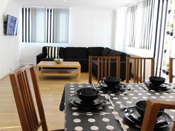 Stay-In Apartments Marble Arch London