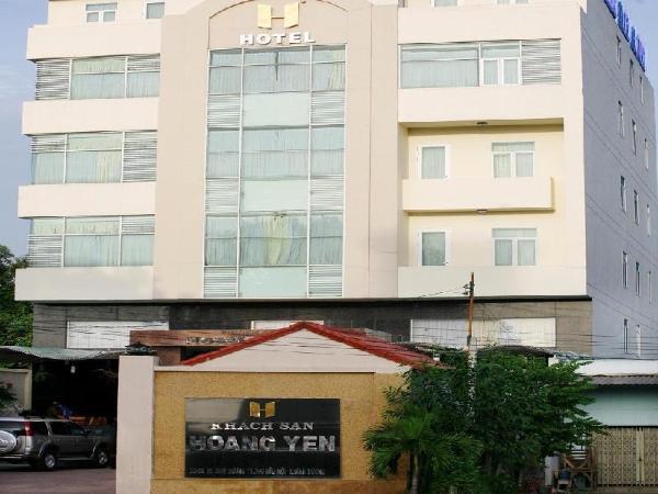 Hoang Yen Hotel Thu Dau Mot Binh Duong