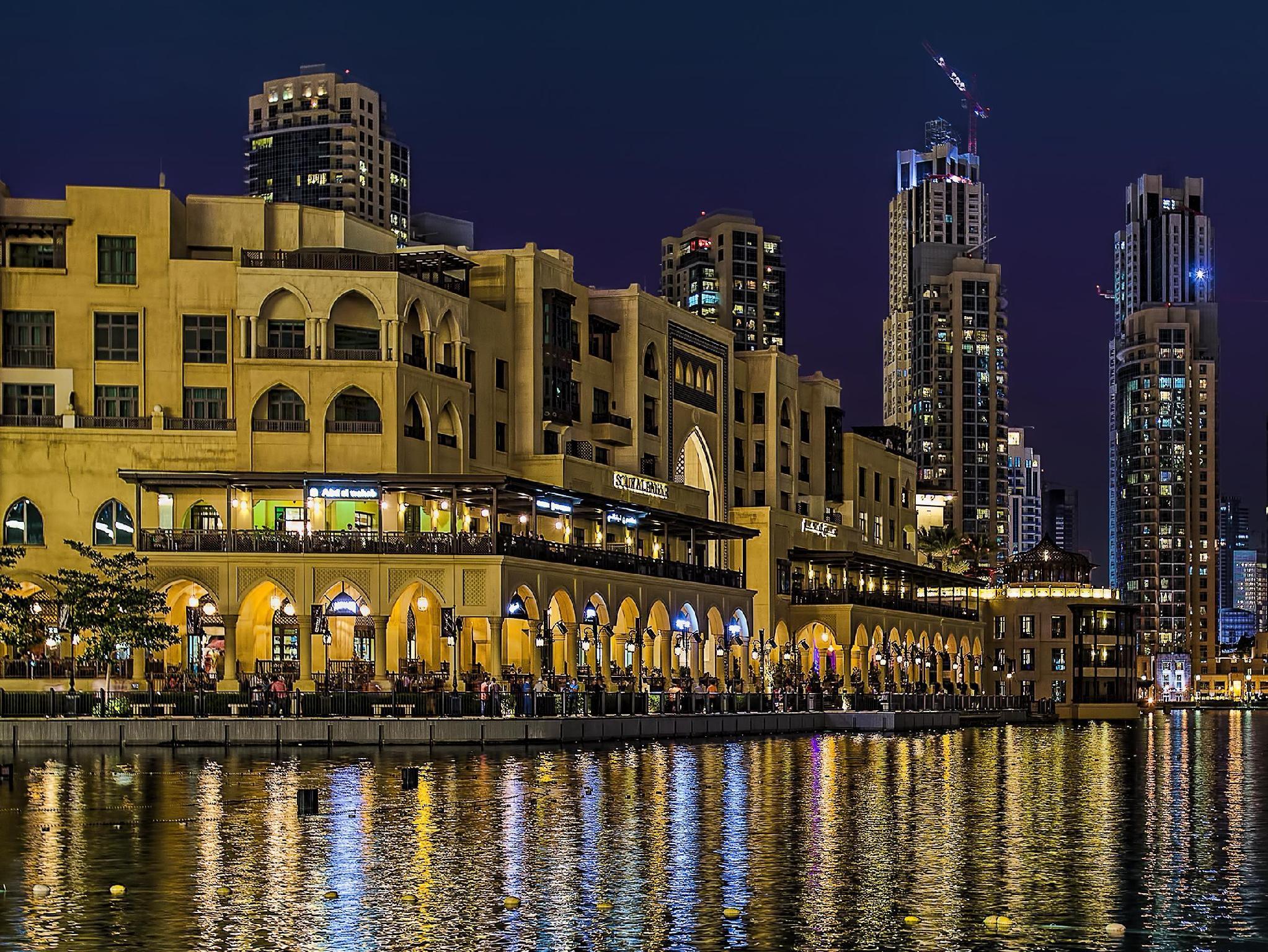 Downtown Al Bahar Apartments Dubai
