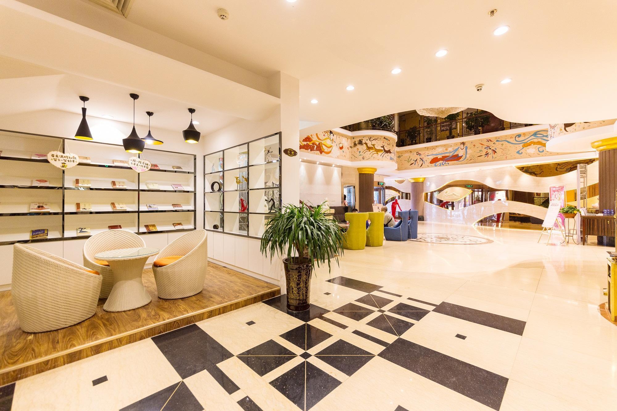East Queen Hotel Lanzhou Taohai Branch