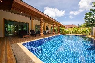 Orchid Garden Pool Villas วิลลา 2 ห้องนอน 3 ห้องน้ำส่วนตัว ขนาด 450 ตร.ม. – ในหาน