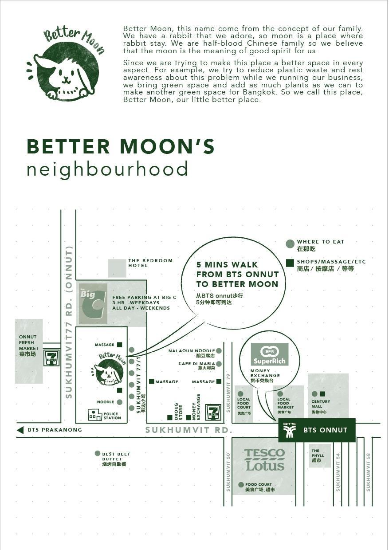 Better Moon   Falling Rain Room