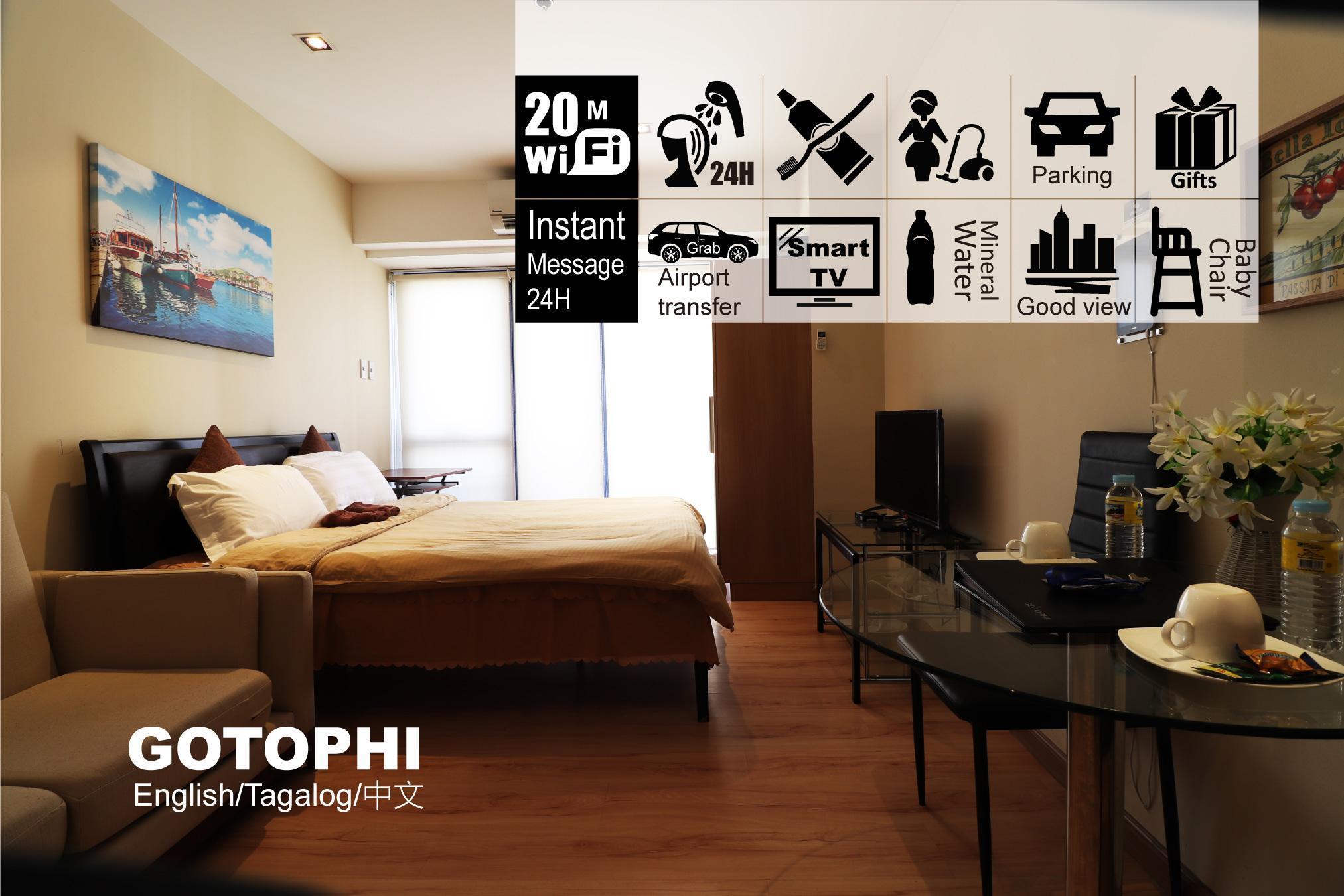 Gotophi Luxurious Hotel Knightsbridge Makati 5820