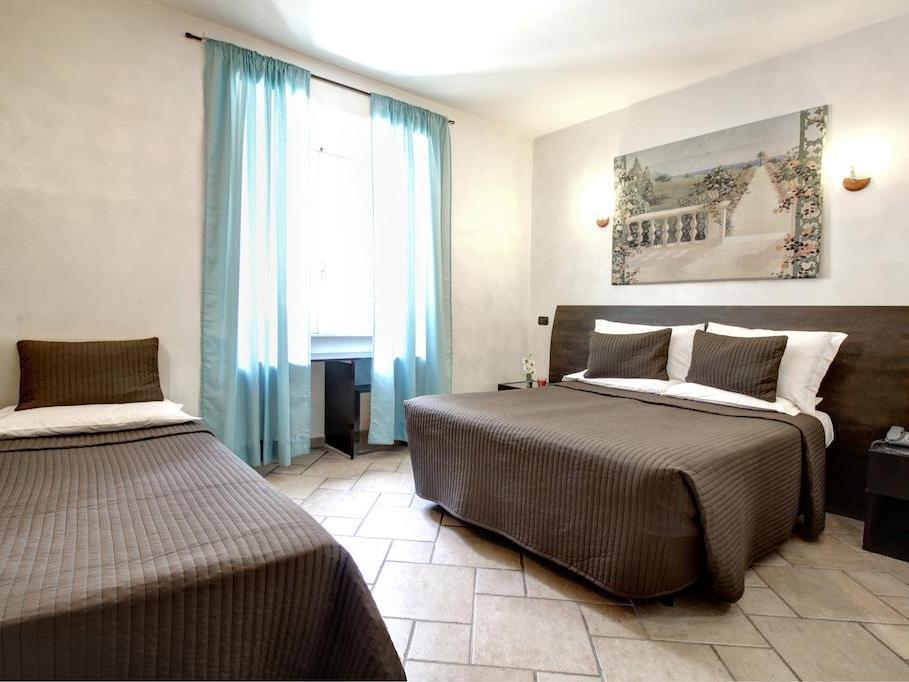 Hotel Sallustio