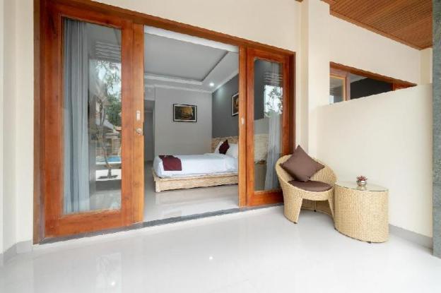 Cozy Room with Double Bed in Seminyak