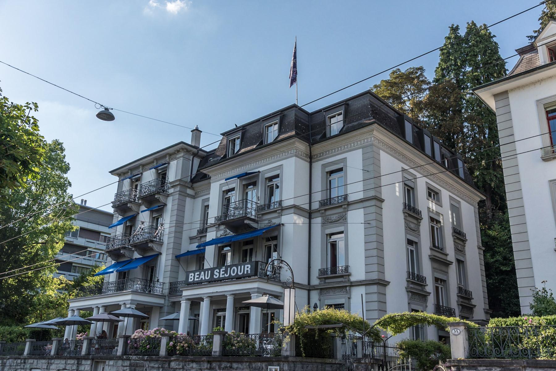 Hotel Beau Sjour Lucerne