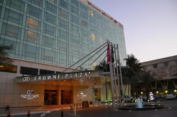 Crowne Plaza Jeddah Jeddah