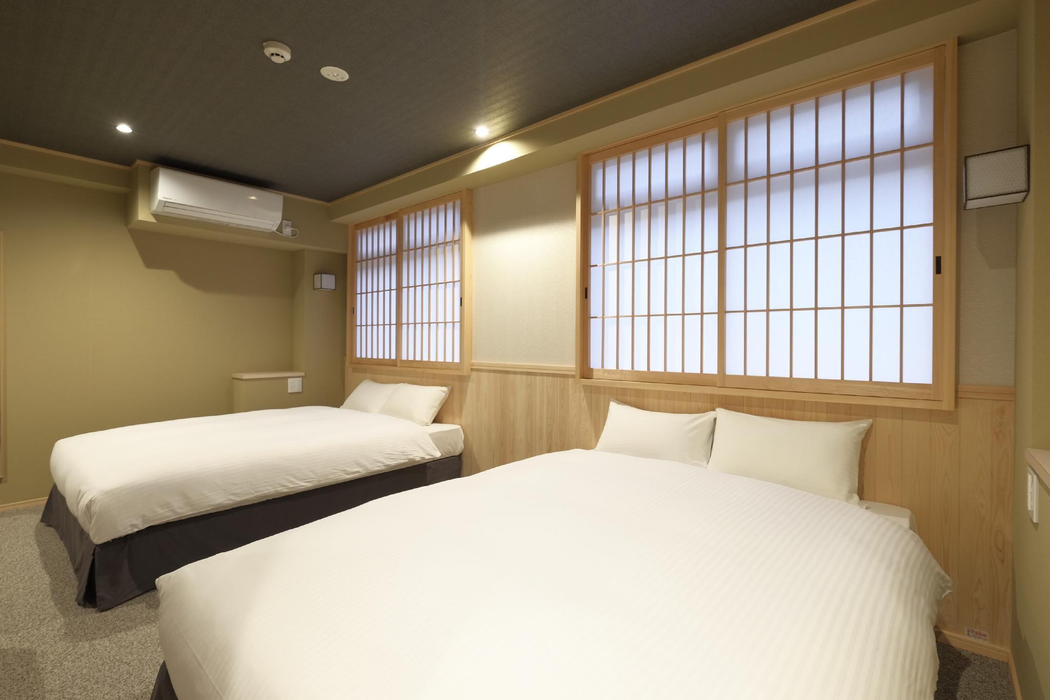 Ookini Hotels Osaka Castle Apartment