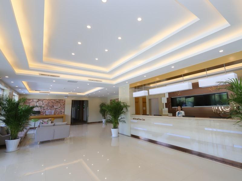 GreenTree Inn Tianjin Dongli District Chenglin Road Binhai International Airport