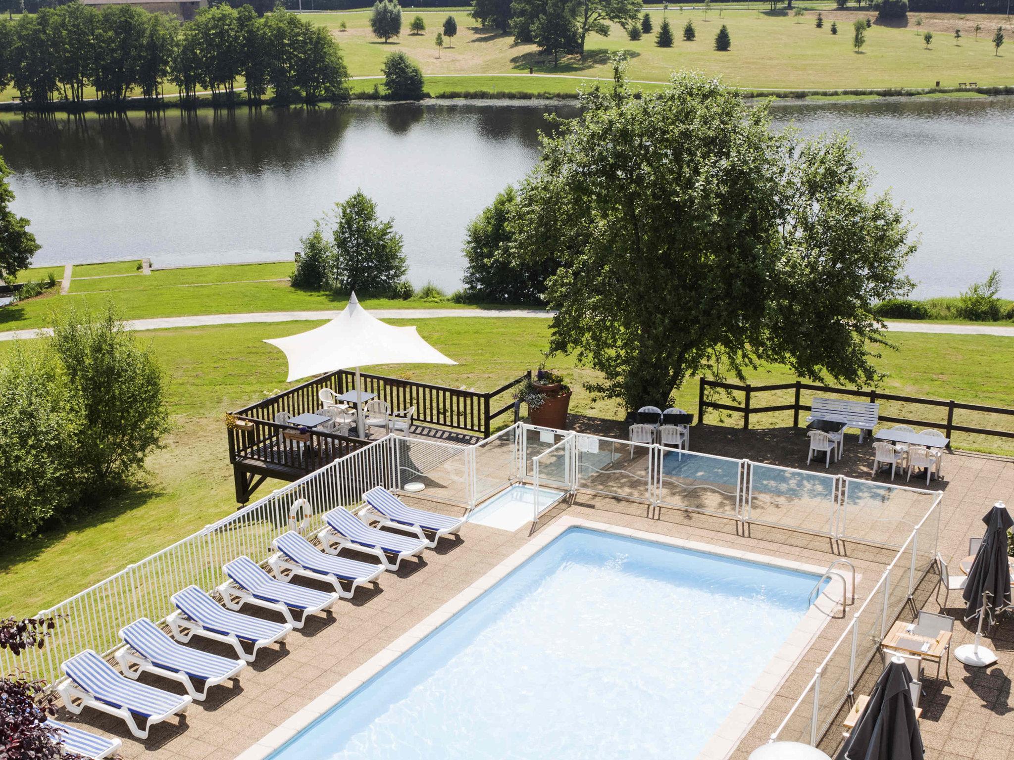 Novotel Limoges Le Lac