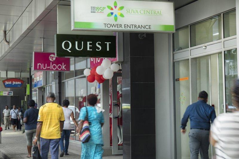 Quest Apartments Suva