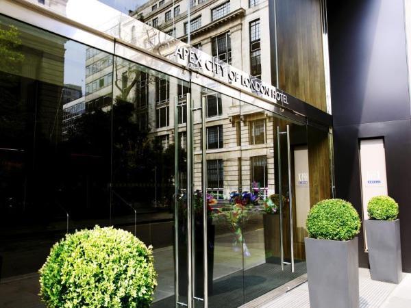 Apex City of London Hotel London