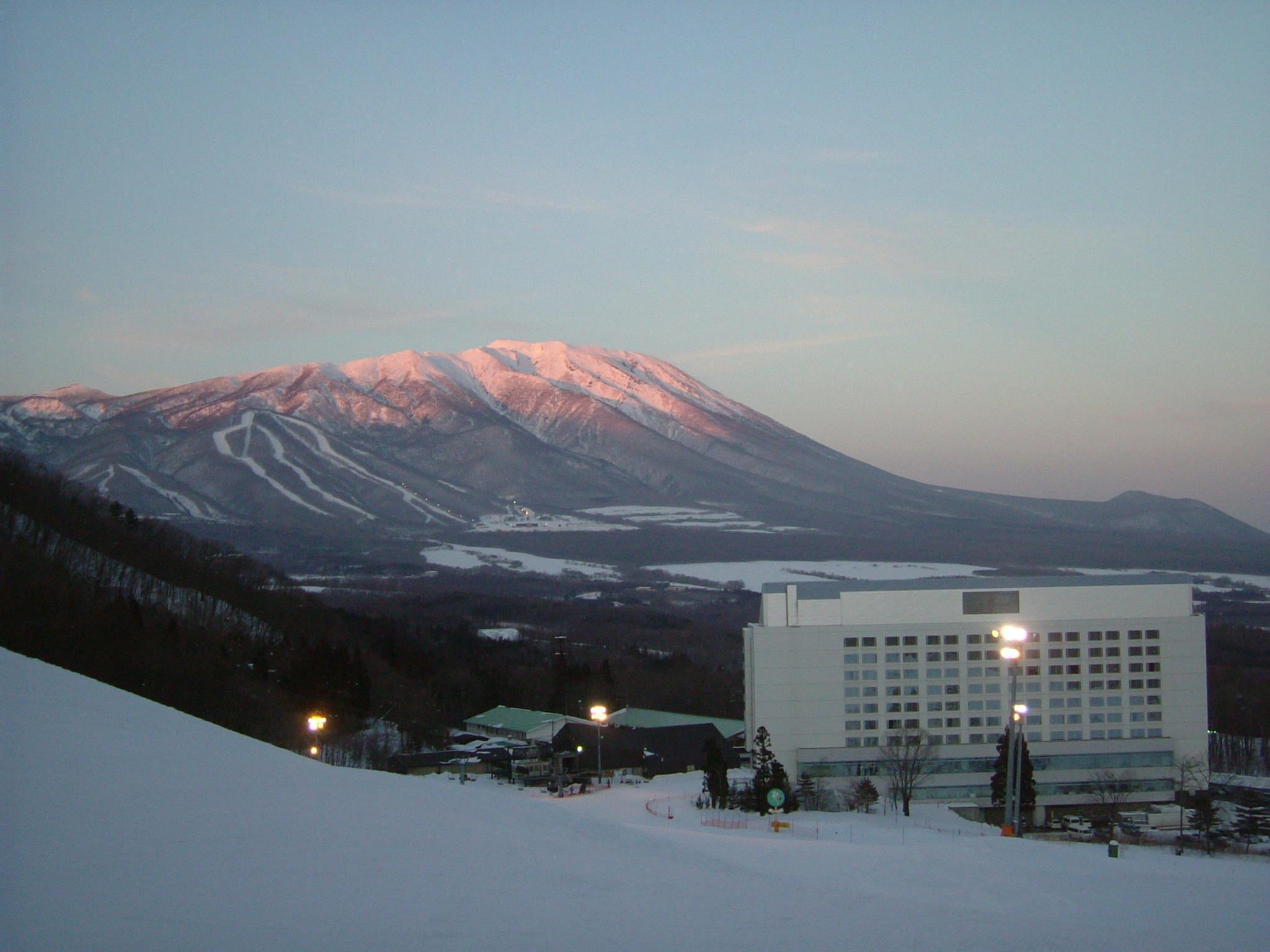Shizukuishi Prince Hotel 3