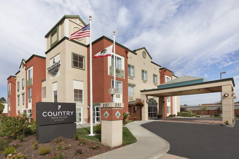 Country Inn And Suites By Radisson San Carlos CA