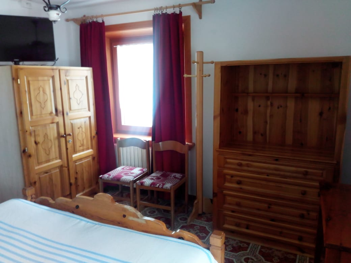 Cosy Double Room Ski In Ski Out