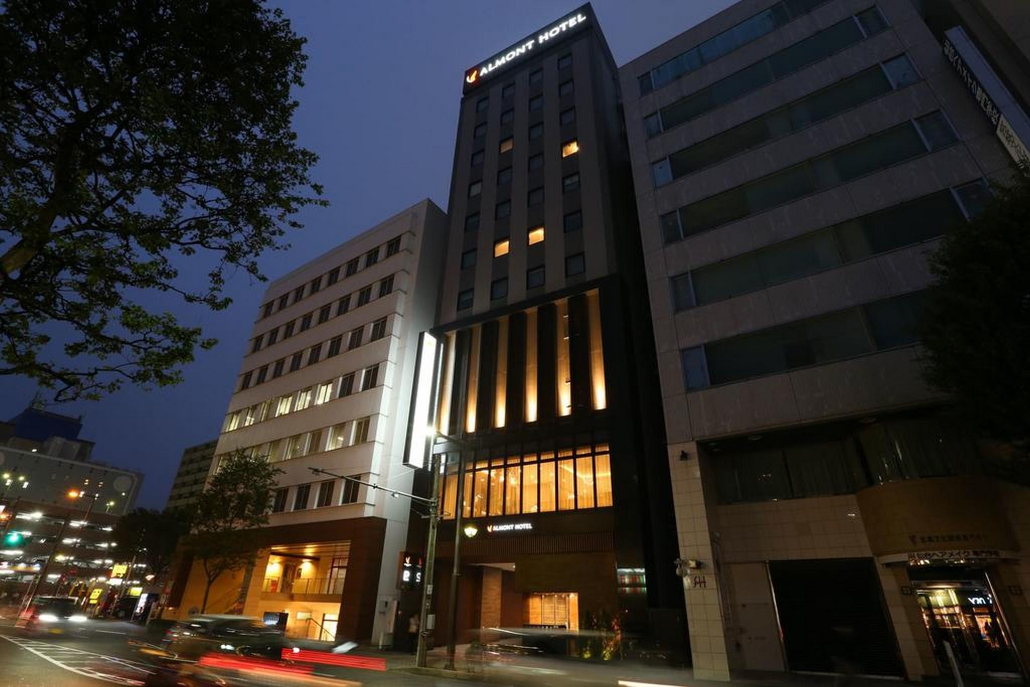ALMONT HOTEL SENDAI