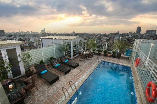 Silk Queen Hotel Hanoi