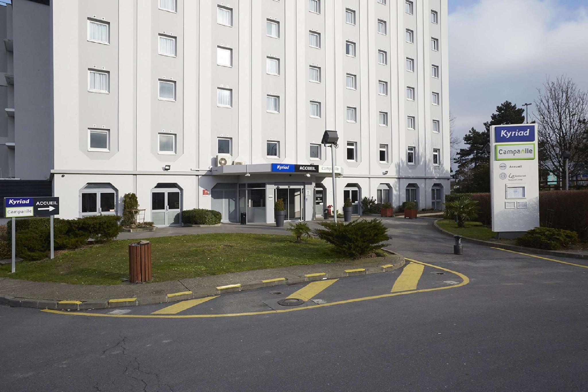 Kyriad Le Blanc Mesnil Hotel