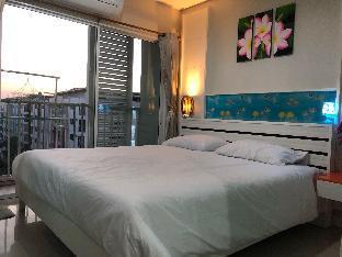 Studio Room,Bangkok Near BTS Wutthakat สตูดิโอ อพาร์ตเมนต์ 1 ห้องน้ำส่วนตัว ขนาด 29 ตร.ม. – ธนบุรีตอนใต้