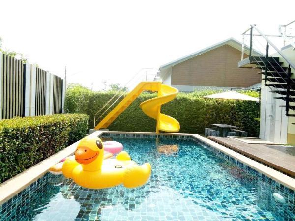 Thacha Pool Villa A Hua Hin