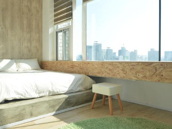 Mmmio Design Residence Dongdaemun Seoul