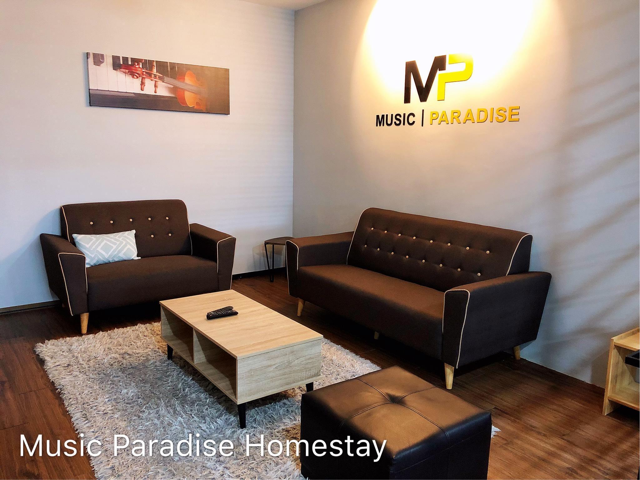 Music Paradise Homestay