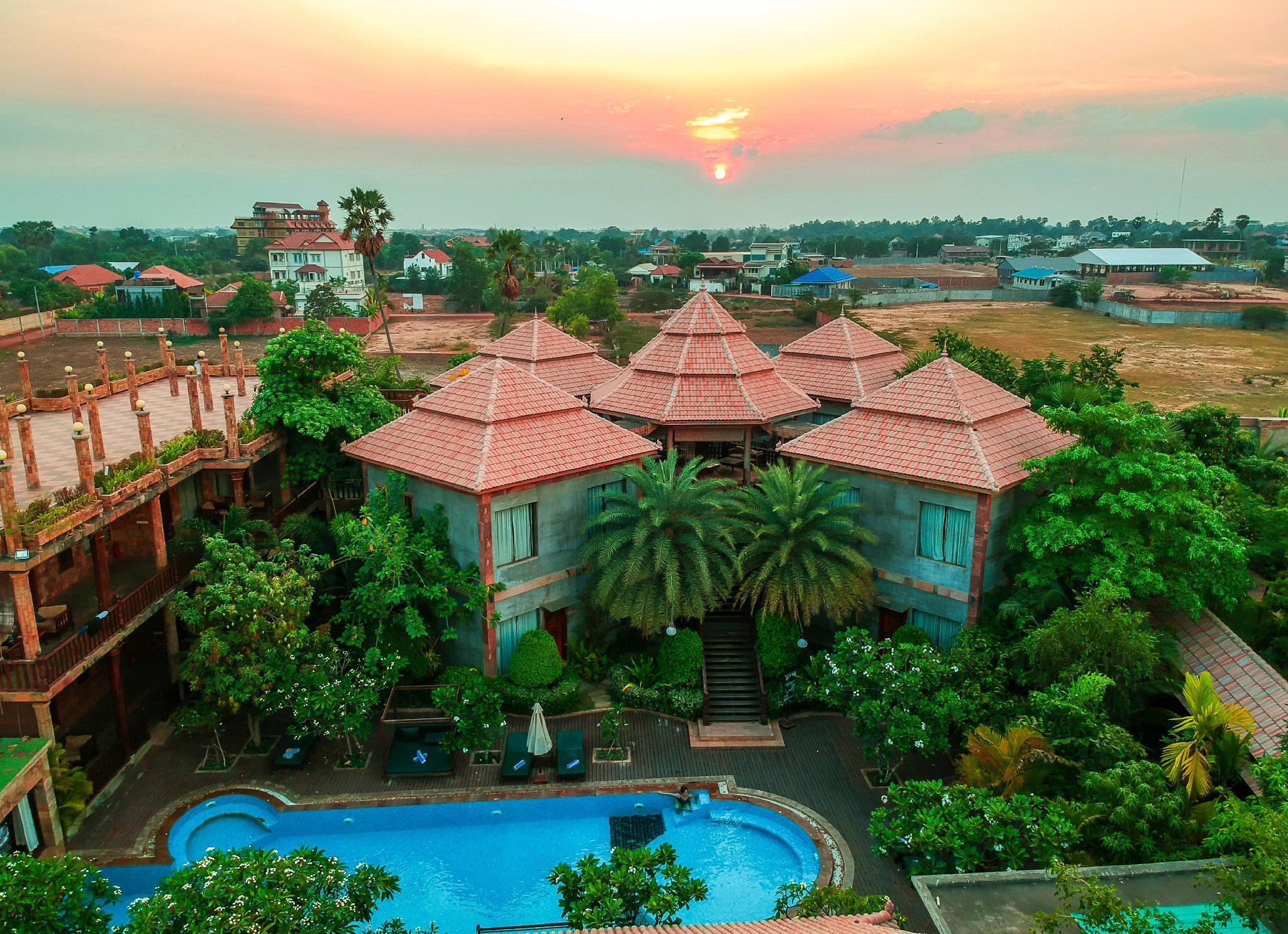 Model Angkor Resort