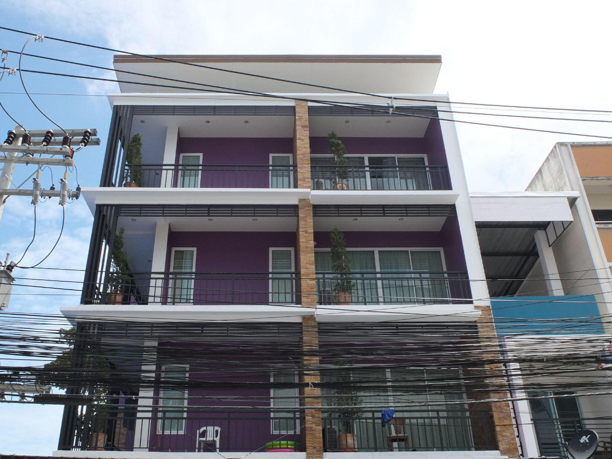 Kaewfathip Apartment