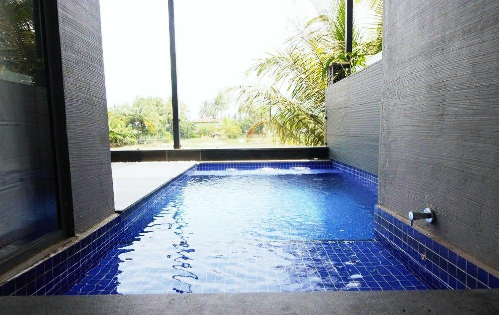 Sea Pearl 3BR Villa Private Pool Nr Calangute