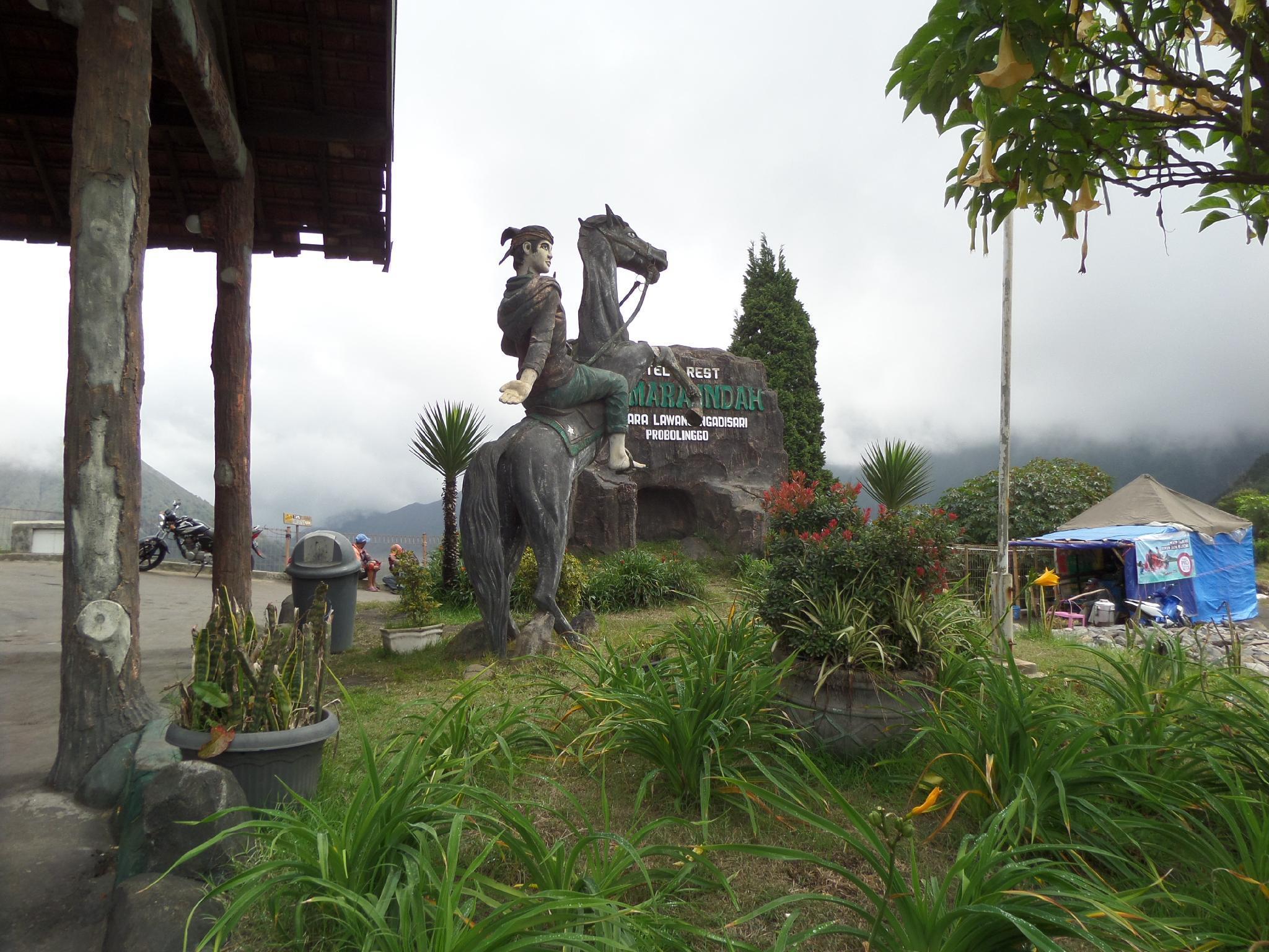 Superior Double Cemara Indah Hotel Bromo