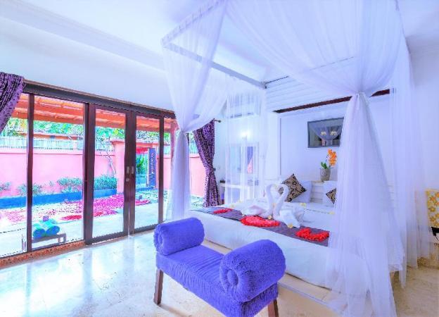 Kuta (Romantic getaway, perfect for honeymoon)