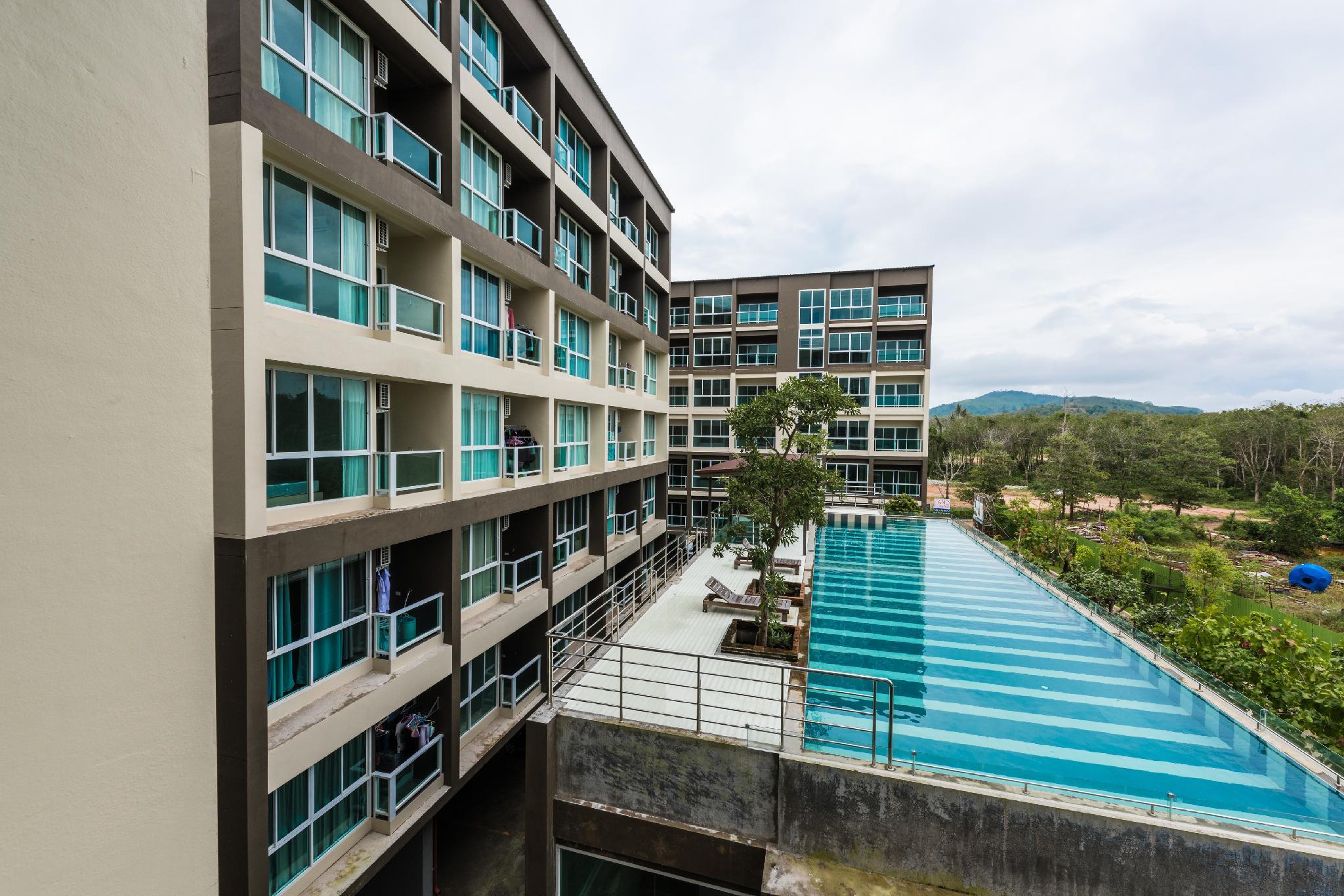JJ Airport Phuket Luxury Private Condominium AndPool