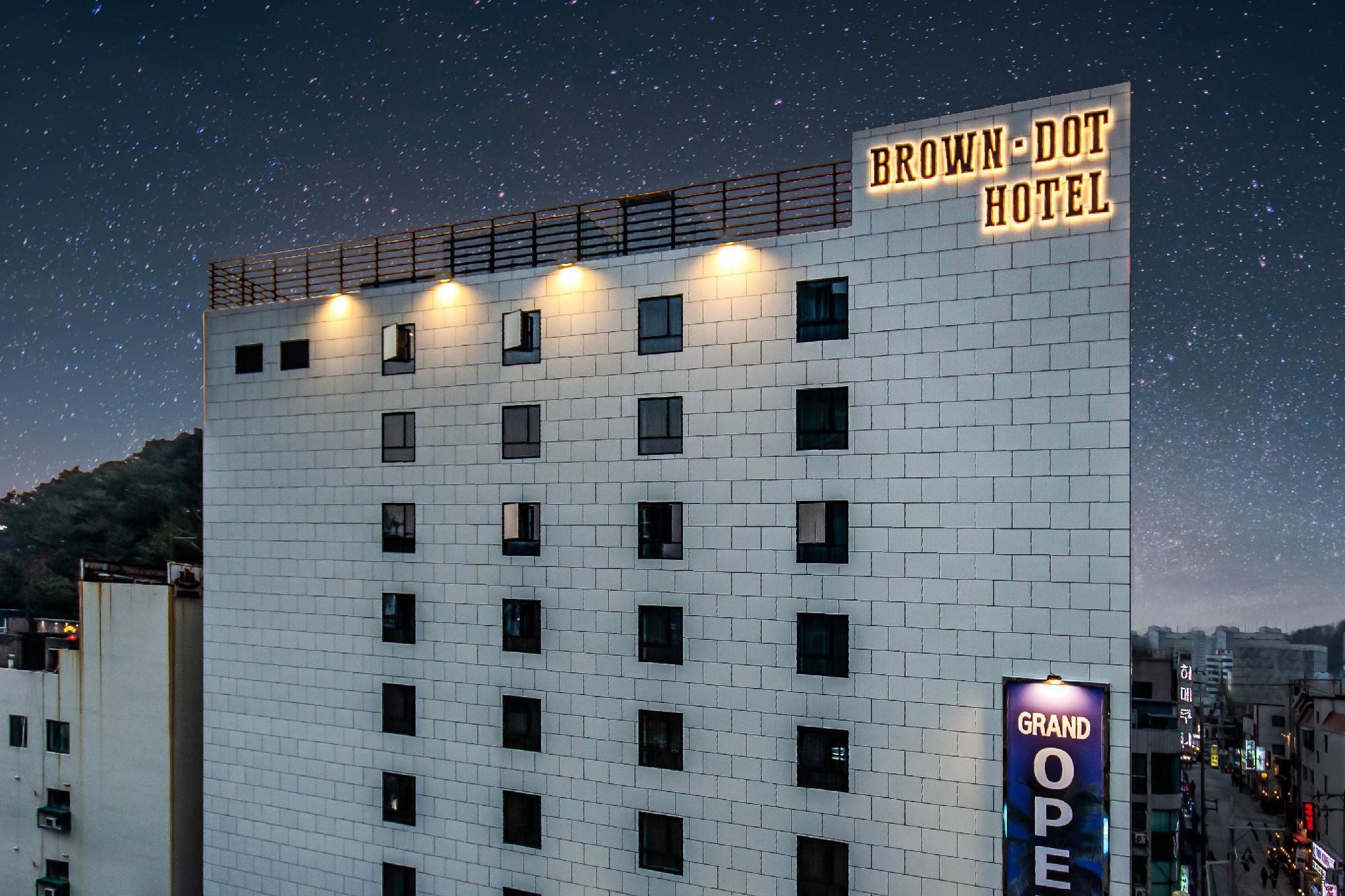 Brown Dot Hotel Hadan