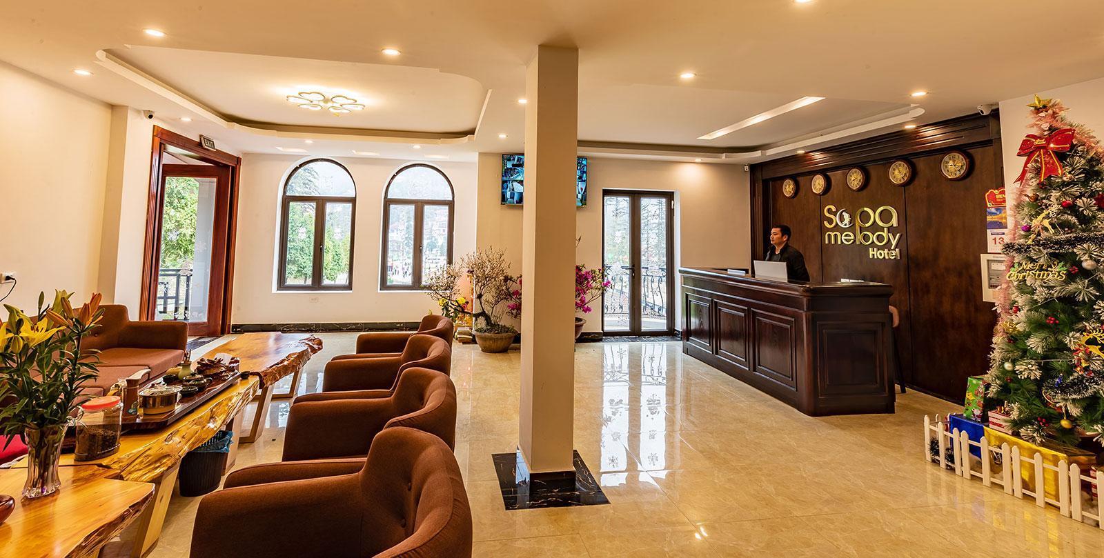 Melody Sapa Hotel