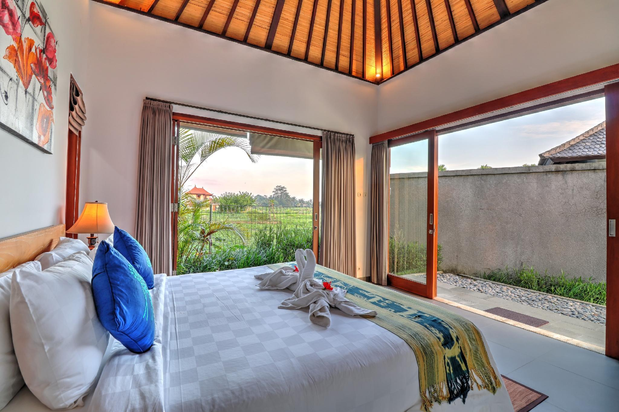 Nice View Private 2BR Villa 5 Mins To Ubud Center