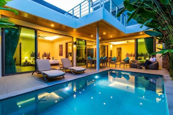 Ka Villa - Pool villa near seafood market, beach Phuket