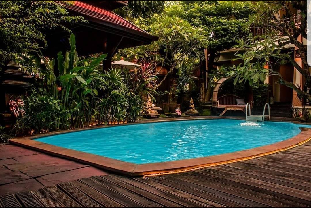 Amata Lanna Chiang Mai Hotel, One Member of The Secret Retreats โรงแรมอมตะ ล้านนา เชียงใหม่ หนึ่งในสมาชิกของเดอะ ซีเคร็ต รีทรีต