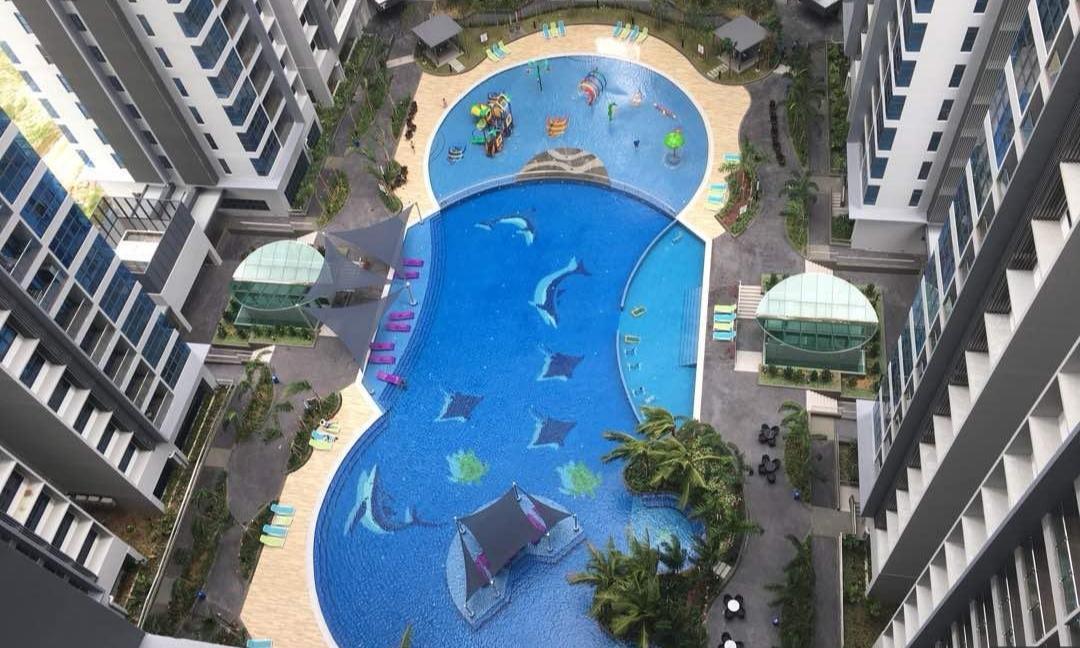 SinggahSini Suite @ Atlantis Residences
