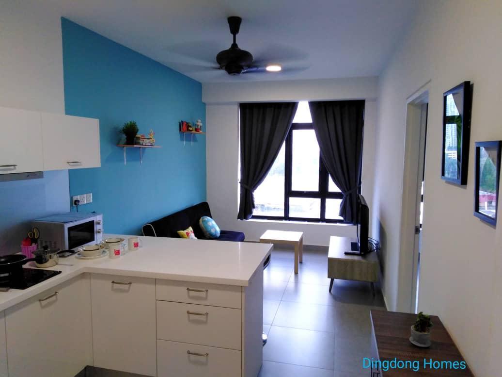 Cozy Home  3 *Skypool*WiFi*Gym*Kanvas Cyberjaya
