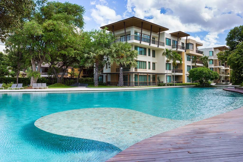 2Bedroom Apartment W SeaView BaanSansuk Condo CDC