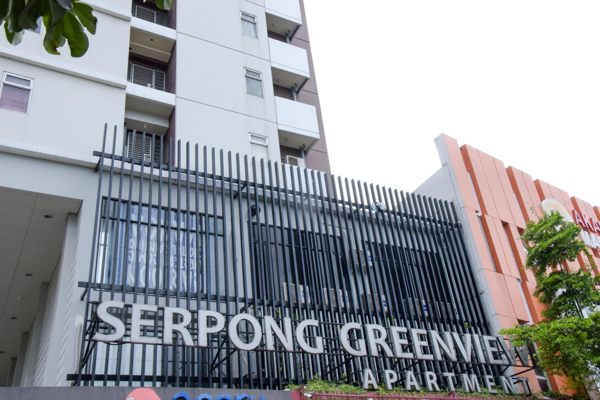 RedDoorz Apartment @ Serpong Green View