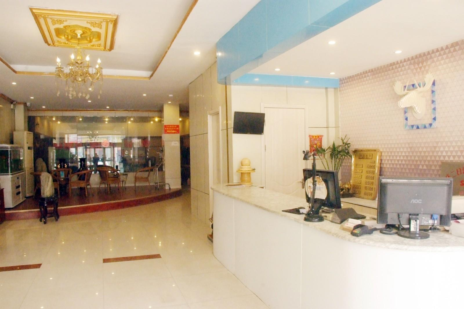 PAI Hotels�Zaozhuang Central Plaza