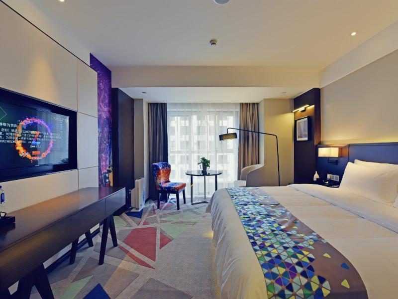 Zmax Hotel�Xining Wanda Plaza