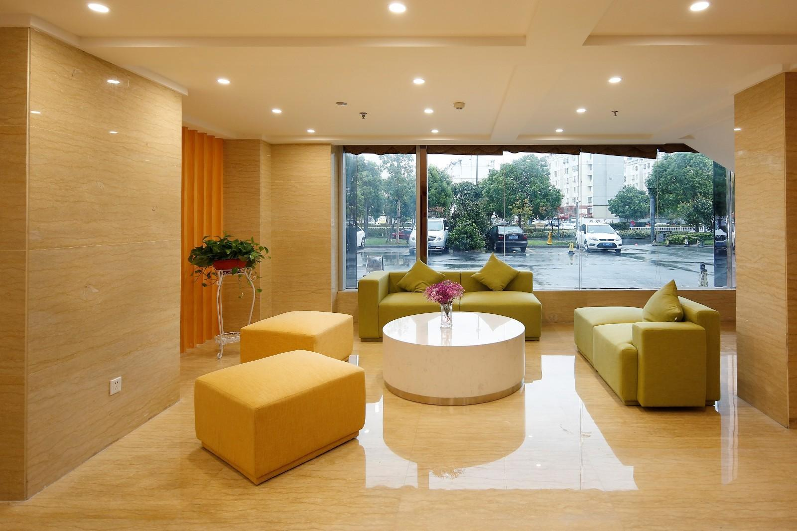 Chonpines Hotels�Yancheng Financial City