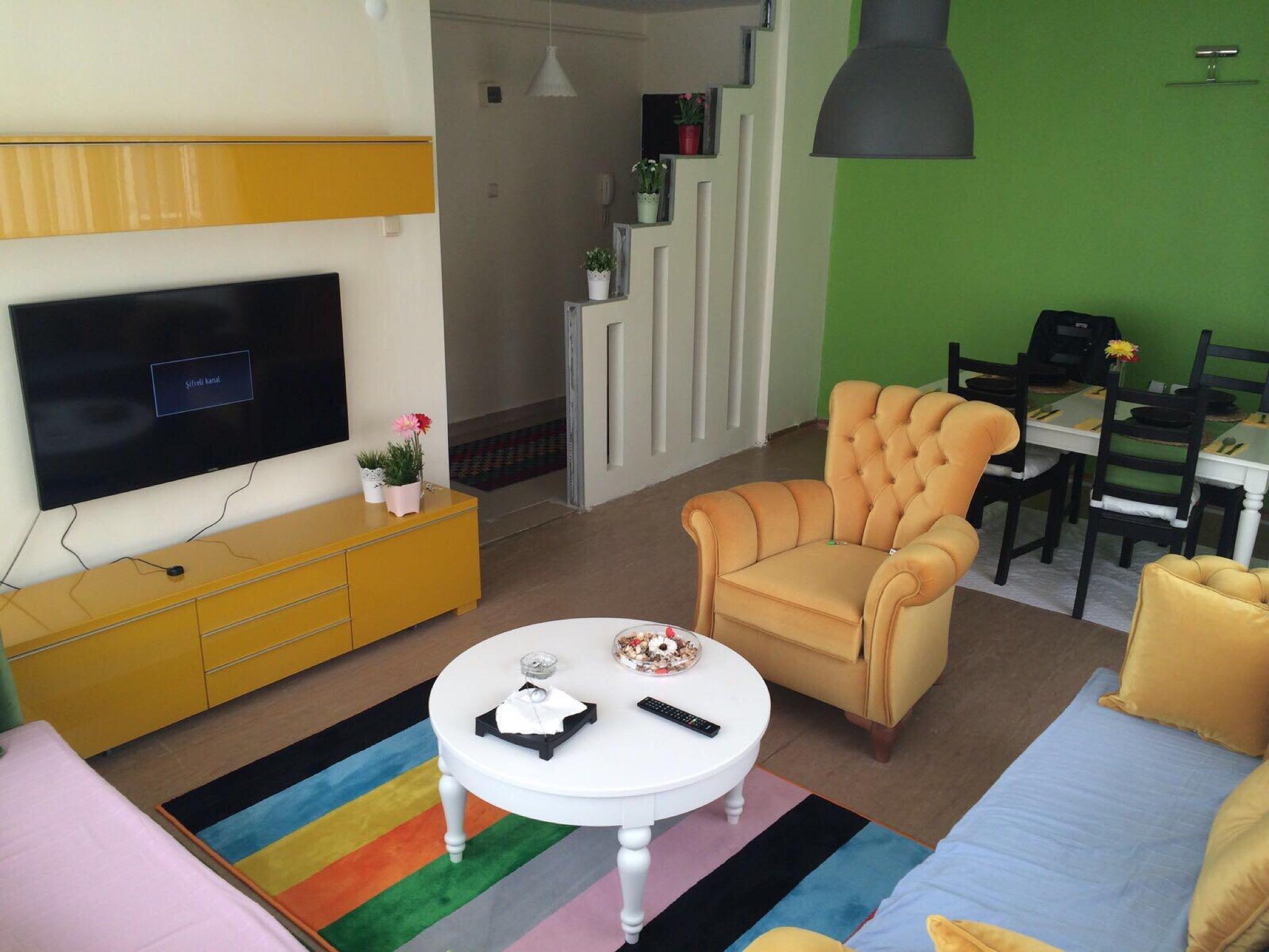 Smart 1+1 Consept Apartment